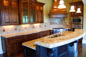 north kansas city granite countertop and flooring installations