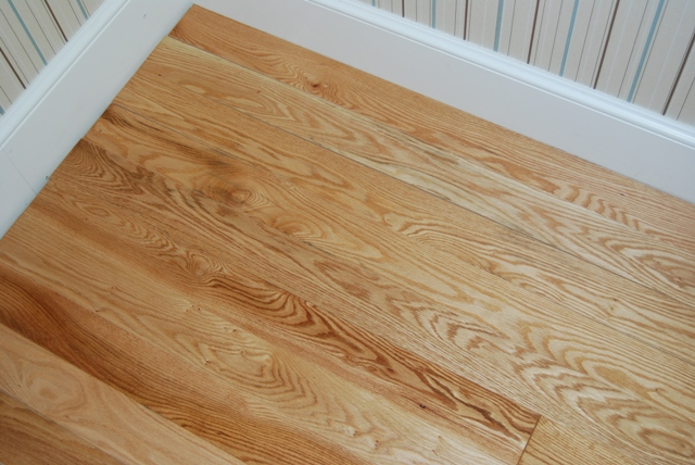 Red Oak Floors Natural Finish Gallery Of Red Oak With