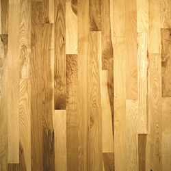 Unfinished Hickory: Select and Better