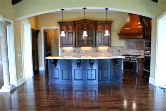 Prairie Village Hardwood Flooring