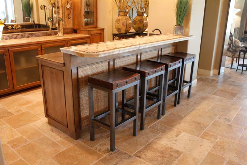 Tile floor and countertop installations in Grain Valley MO