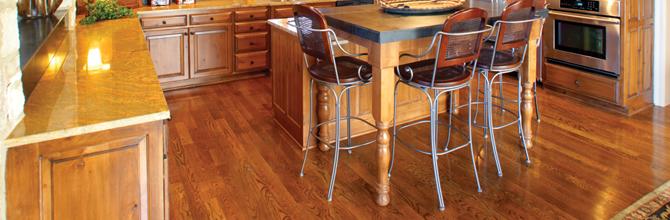 Hardwood Floor Refinishing Prefinished Installation
