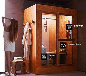 Kennyu0027s Offers A Full Sauna Solution
