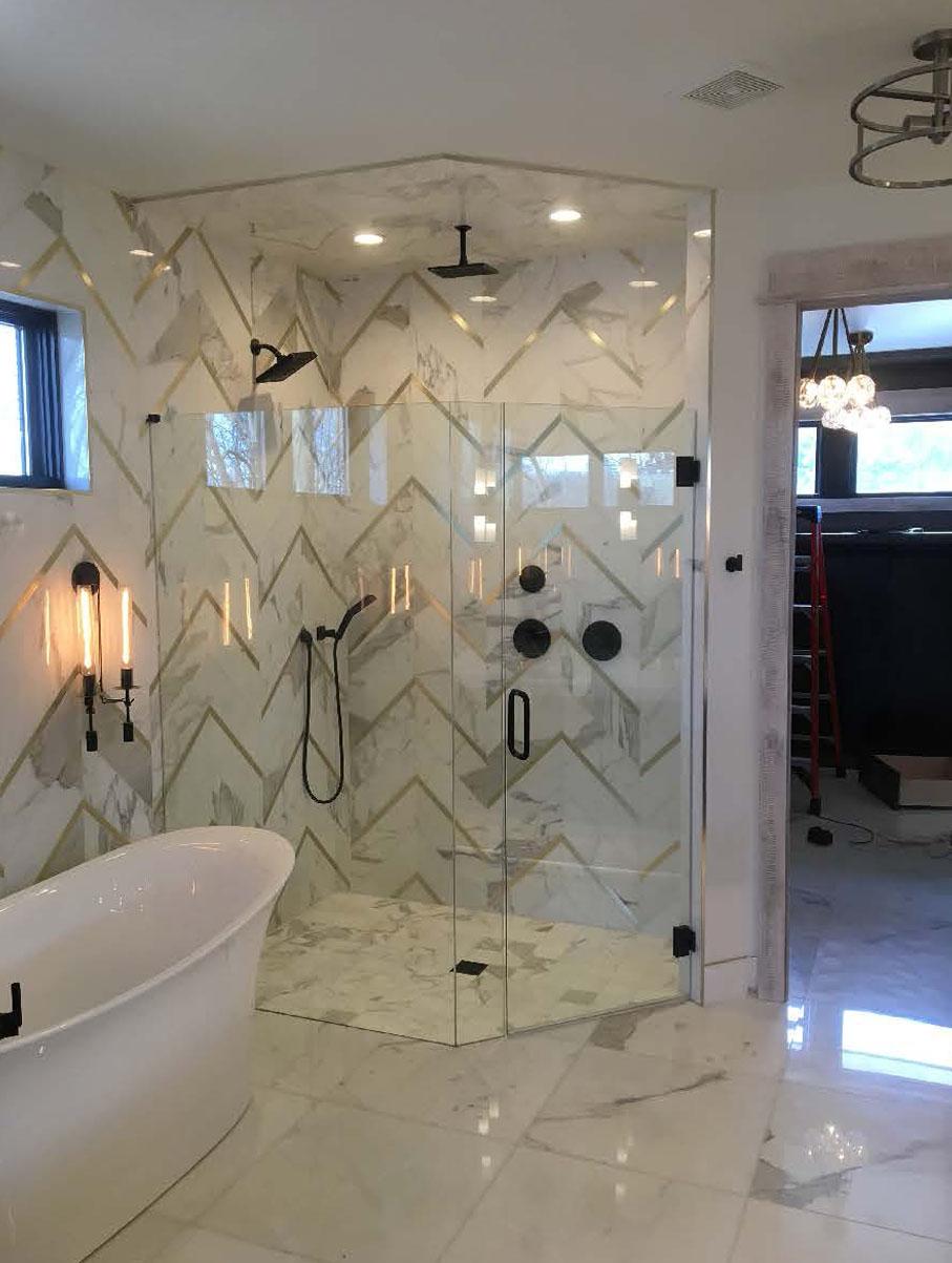 New Construction Heated Floor Expert Kenny S Tile