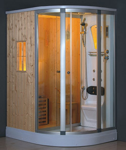 Steam Showers And Saunas