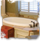 Custom Whirlpool and Air Massage Bathtubs