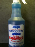 Woodwise Ready For Use No Wax Hardwood Floor Cleaner